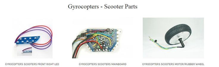 When you are looking for high quality and genuine hoverboard parts Canada service providers, you can avail the same from Gyrocopters. With them at your service, authenticity of the spare parts is assured.