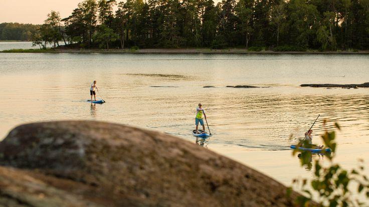 #SUP board rental, #Helsinki
