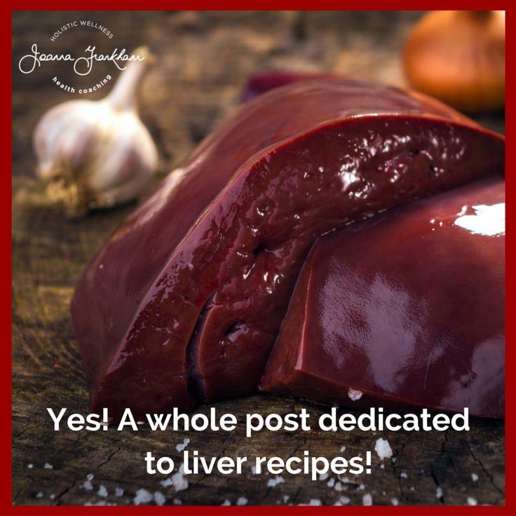 JFC Liver Recipe Round Up