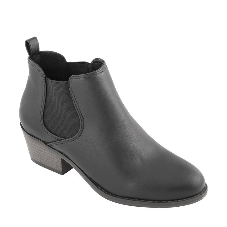 Cuban Heel Boots   Kmart