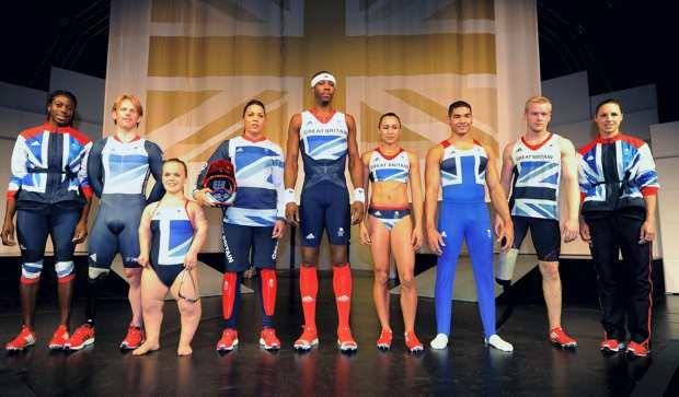 Team GB unveils Stella McCartney-designed Olympic kit - with blue Union Jack