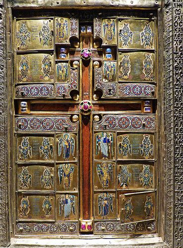 """Limburg - Byzantine Staurothek or  """"Reliquary of the True Cross""""   by petrus.agricola"""