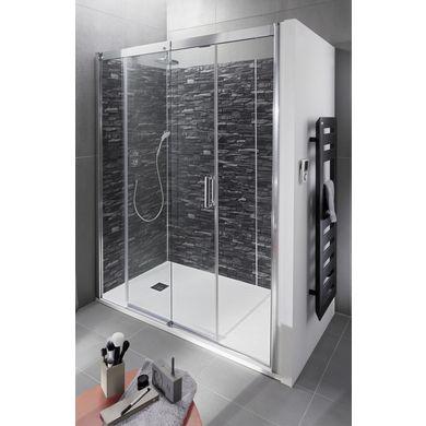 1000 id es sur le th me portes coulissantes de salle de - Porte coulissante salle de bain lapeyre ...