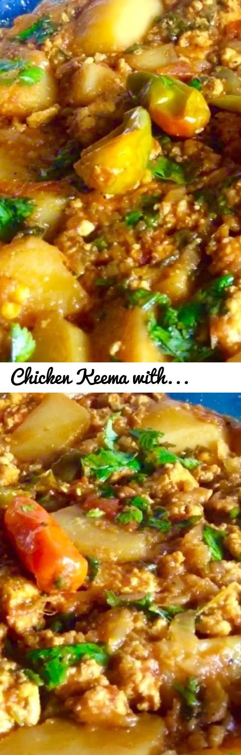 Chicken Keema with potato recipe.how to make masala mince meat.चिकन कीमा,... Tags: Chicken, Keema, Potato, Recipe, How, Make, Masala, Mince, Meat, चिकन, कीमा, Delicious, Indian, Spices, Spices