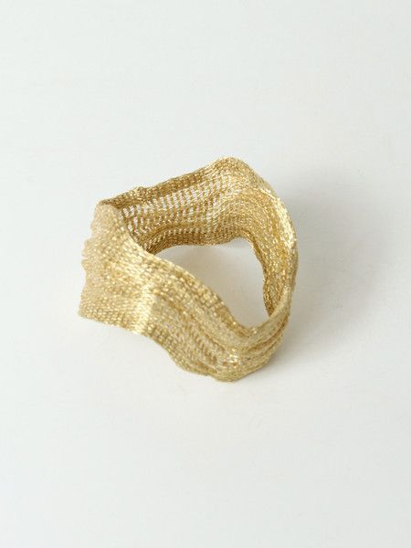 Native Line Woven Talisman Bracelet / curated by Unruly Things for Pretty Mommy