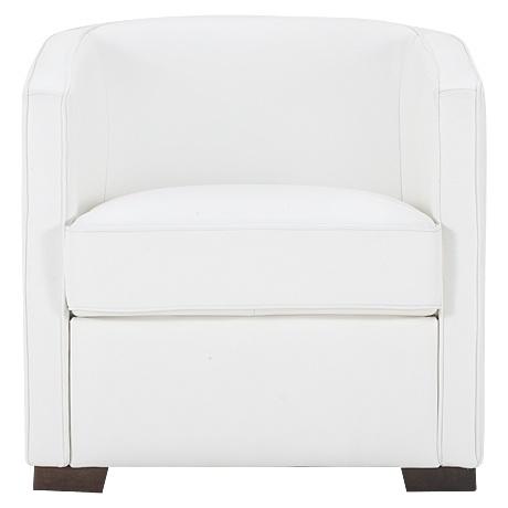 Bell Boy Tub Chair Polo White