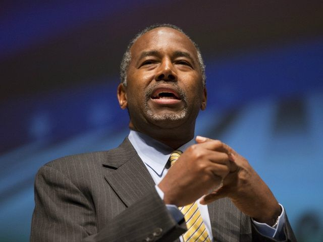 Ben Carson made his case on Breitbart News Sunday on SiriusXM Patriot in an exclusive interview with Washington Editor Matthew Boyle.