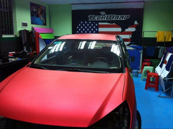 TeckWrap High premium vinyl Car Wrap TeckWrap High