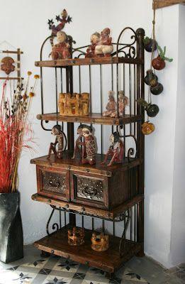 """amadera, meuble et décoration, le charme éthique du Mexique authentique: Meuble mexicain """"Sur Mesure"""""""