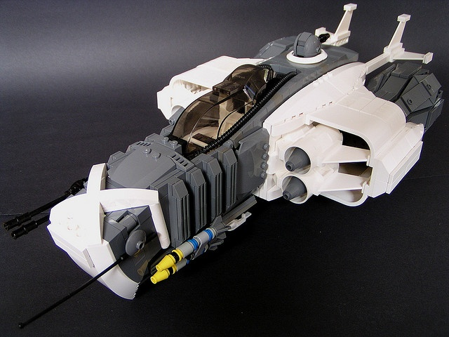 #Lego space fighter