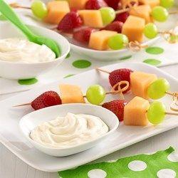 Cheesecake Fruit Dip from Reddi-wip(R) - Allrecipes.com