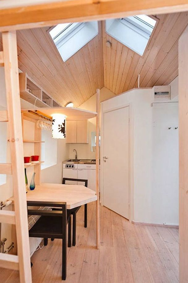 micro-cottage-student-housing - Sweden