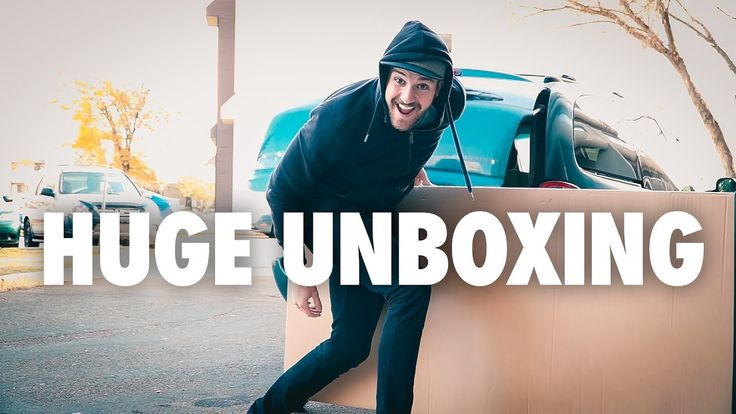 The Biggest, Comfiest, Unboxing Ever! | The Journey To IKEA - #DunnaVlog 37