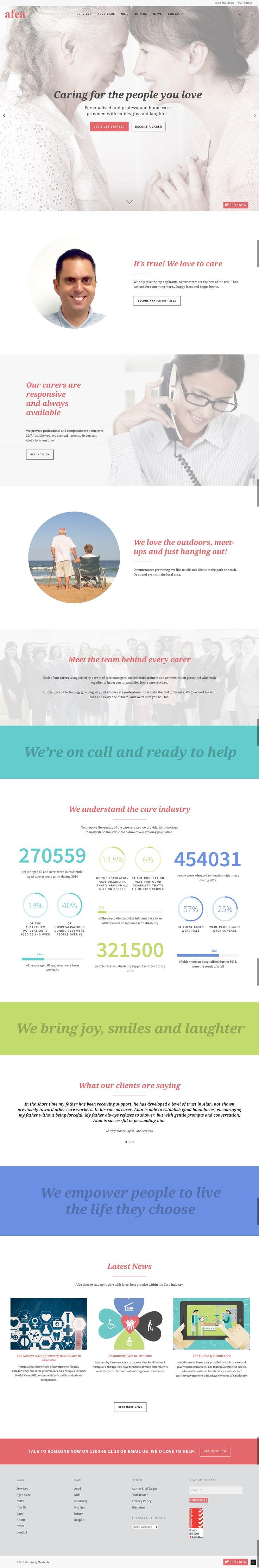 New responsive responsive website by KORE (http://kore.digital/). Home page. #responsivedesign #webdesign #wordpress