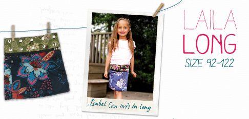 Laila short #FairlyTraded #Skirt #OneSize #Kids
