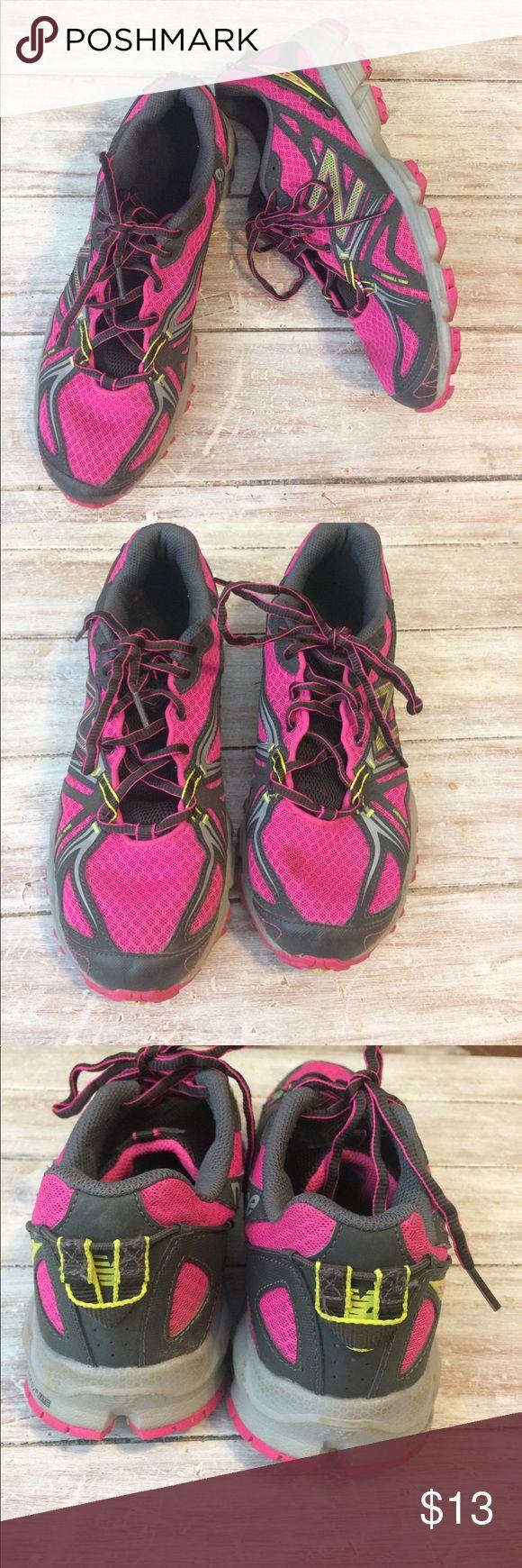 New balance all terrain shoe Pink new balance all terrain tennis shoe New Balance Shoes Athletic Shoes