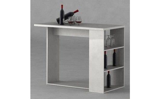 Mobile bar jungle l119 cm bianco idee d 39 arredo - Mobile bar bianco ...