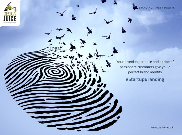 Your brand experience and a tribe of passionate customers give you a perfect brand identity. #startupbranding  Visit www.designjuice.in