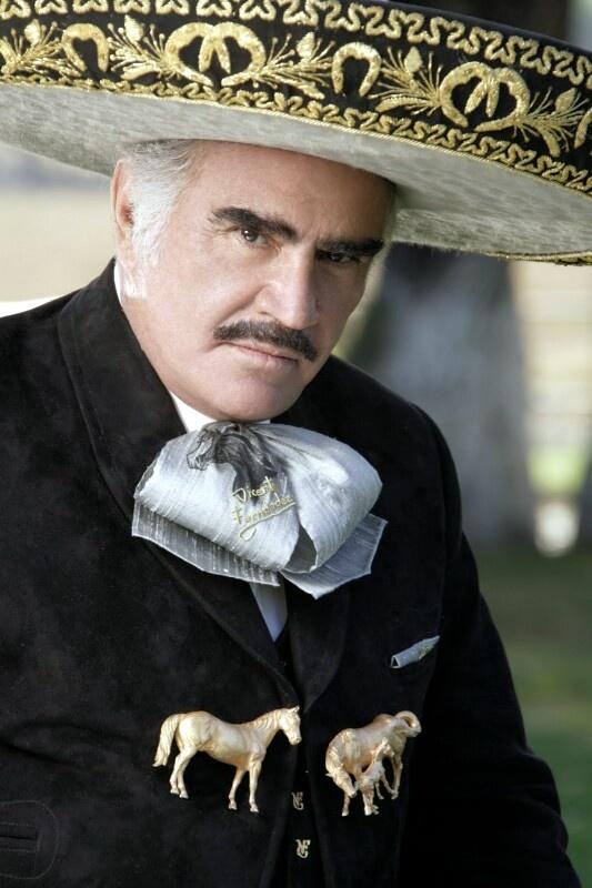 Vicente Fernandez- Mos... Vicente Fernandez Mariachi