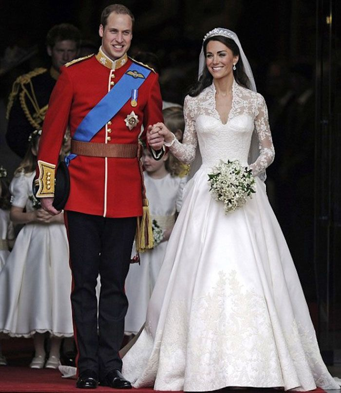 Celebrity Wedding Dresses Ireland : Royal wedding dresses celebrity sleeve