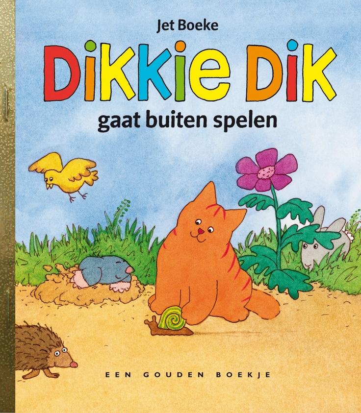 Dikkie Dik van Jet Boeke