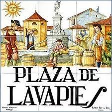 Plaza de Lavapiés   Plazas de Madrid
