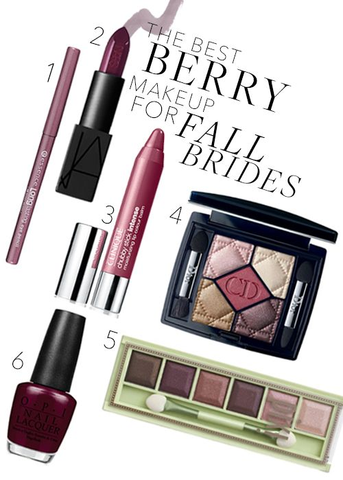 These shades will look great for a fall wedding | Brides.com