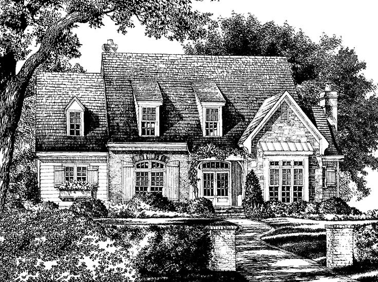 393 best house plans traditional images on pinterest house floor plans dream home plans and. Black Bedroom Furniture Sets. Home Design Ideas
