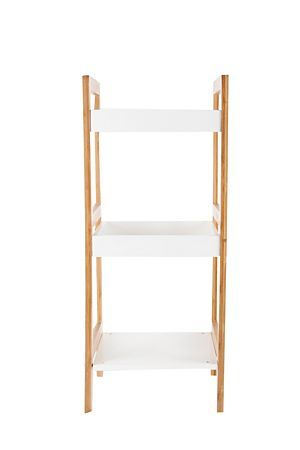 """These stylish shelving units are perfect for your bathroom. The modern design not only looks good but is also extremely functional as a display or for storage purposes.<div class=""""pdpDescContent""""><BR /><b class=""""pdpDesc"""">Dimensions:</b><BR />L30xW29xH72 cm</div>"""