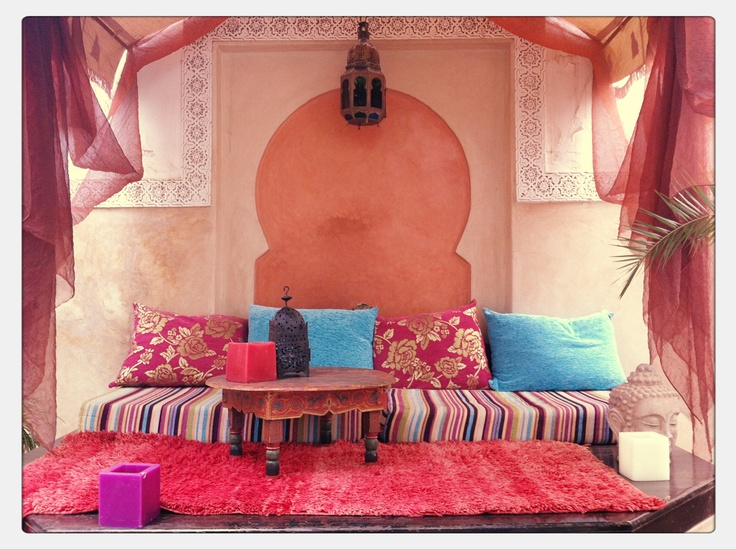 Marrakech - Riad