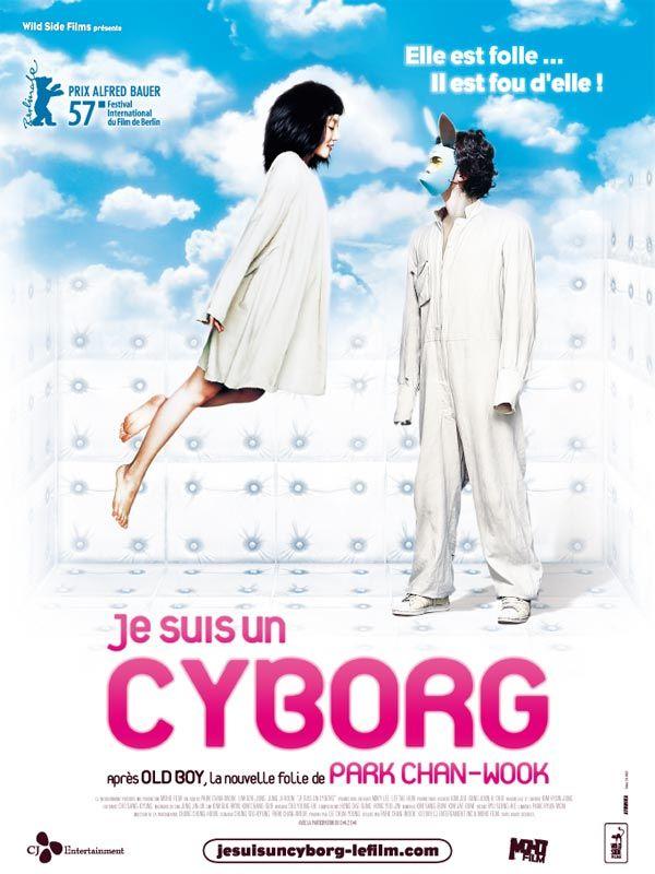 Je Suis Un Cyborg de Park Chan-Wook, 2007