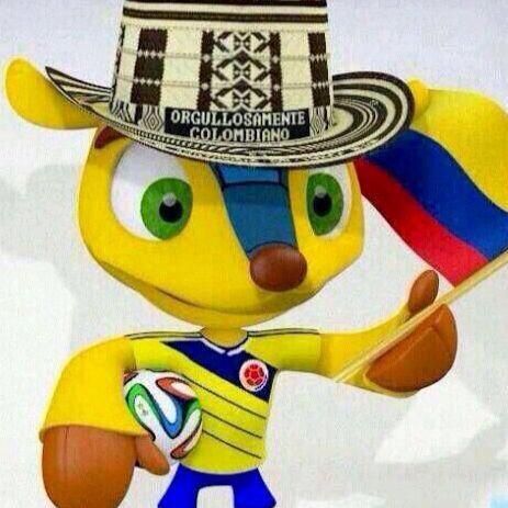 Mi selección Colombia #mundial 2014 #Brasil