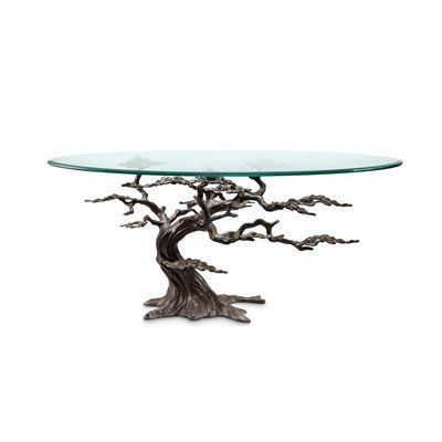 SPI Home 34116 Cypress Tree Coffee Table