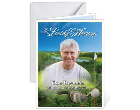Custom 2up Funeral Card Templates Personalized Cards Template - funeral cards template