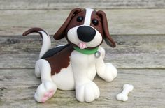 Fondant dog tutorial                                                                                                                                                     More