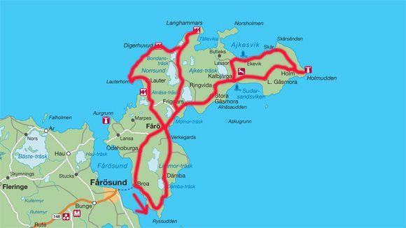 Cykla på Fårö | arkiv | Se & göra | Gotland.net