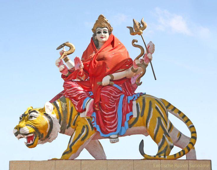 Bedevaartsoord Rameshwaram – Hindoe tempel #Paramaribo, #Suriname