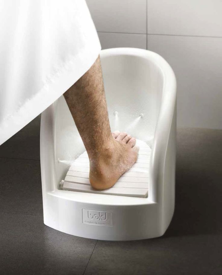 Today we launch our new product the bold foot washer for I want to design my own bathroom