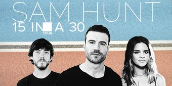 You could win a trip for two to Nashville to see Sam Hunt and Maren Morris live in concert!   The trip includes:  - Two premium seats to the 15 IN A 30 TOUR - A meet and greet with Maren Morris - Round-trip airfare  - Two-night hotel stay - $500 spending money to eat and drink your way through Nashville   And don't forget:  Pick up the August issue of Cosmopolitan to see the artists who are shaking up the country music scene, available now in the music section at Barnes & Noble!