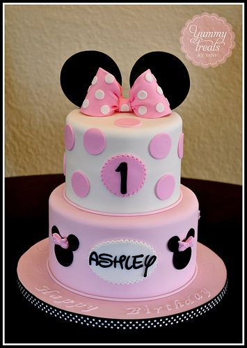 Minnie Maus Torte                                                       …