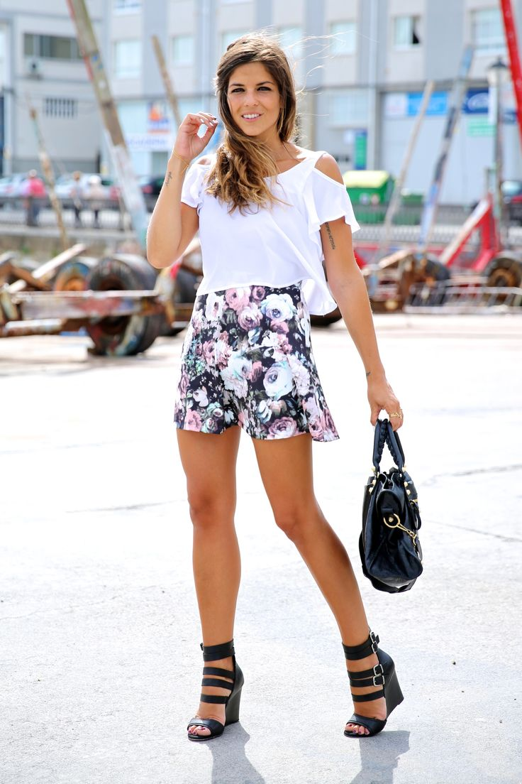 spain street fashion | espana. | Pinterest