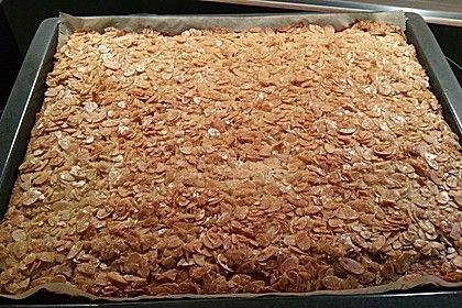 Mandelkuchen vom Blech, ein tolles Rezept aus der Kategorie Kuchen. Bewertungen: 14. Durchschnitt: Ø 4,3.