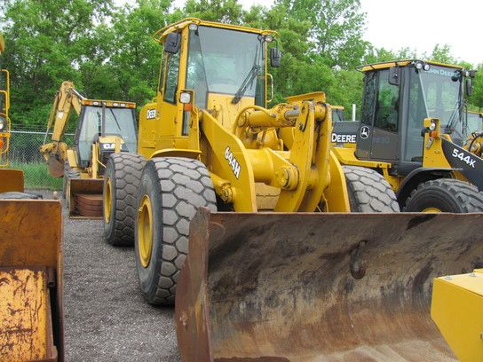 1999 John Deere 644H For Sale (2949118) from Brooks Tractor [1722] :: Construction Equipment Guide