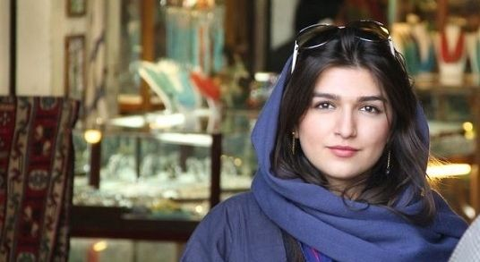 Bring my sister home; #FreeGhoncheh خواهرم را به خانه برگردانید Ghoncheh is a British Iranian dual citizen. She went to watch a game and was arrested. Please consider signing the petition!