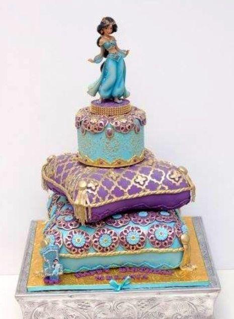 Jasmine pillow cake                                                       …
