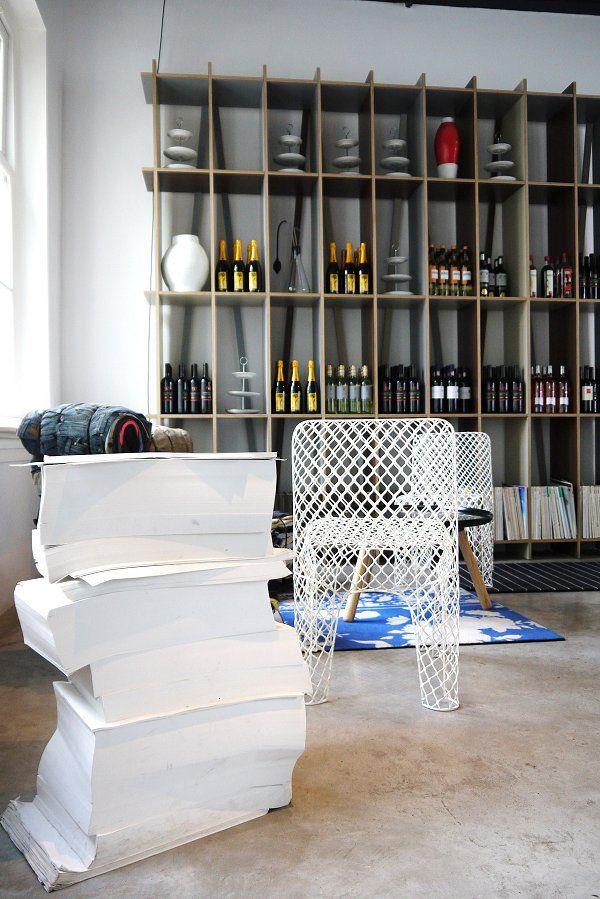 Droog is a special place for design lovers. Situated in the heart of  Amsterdam. Droog is a mini empire of design shops offering a selec.