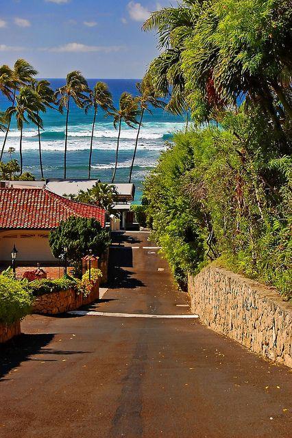~Oahu, Hawaii~