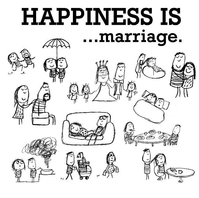 Wedding Happiness Quotes: 594 Best Happiness Is Cartoon Pictures. Images On