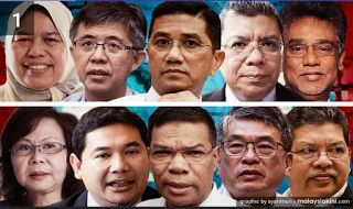 Trouble brewing in PKR  PKR's political bureau is due for a meeting at 3 PM. It is expected to be an explosive one with Dato Seri Azmin openly planning to ally themselves with PAS and Rafizi is leading the charge against it. It is expected to be the beginning of the much awaited quarrel between the Wan Azizah faction versus Azmin faction. In the past few days open exchanges between Azmin camp against Rafizi is heard. The line is drawn between both the factions with each claiming their side…