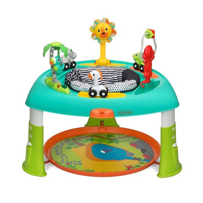 Table D Activites 3 En 1 De Infantino Pas Cher Jouets D Eveil Aubert Ventes Pas Cher Com Table D Activite Activites Bebe Aire De Jeux Bebe